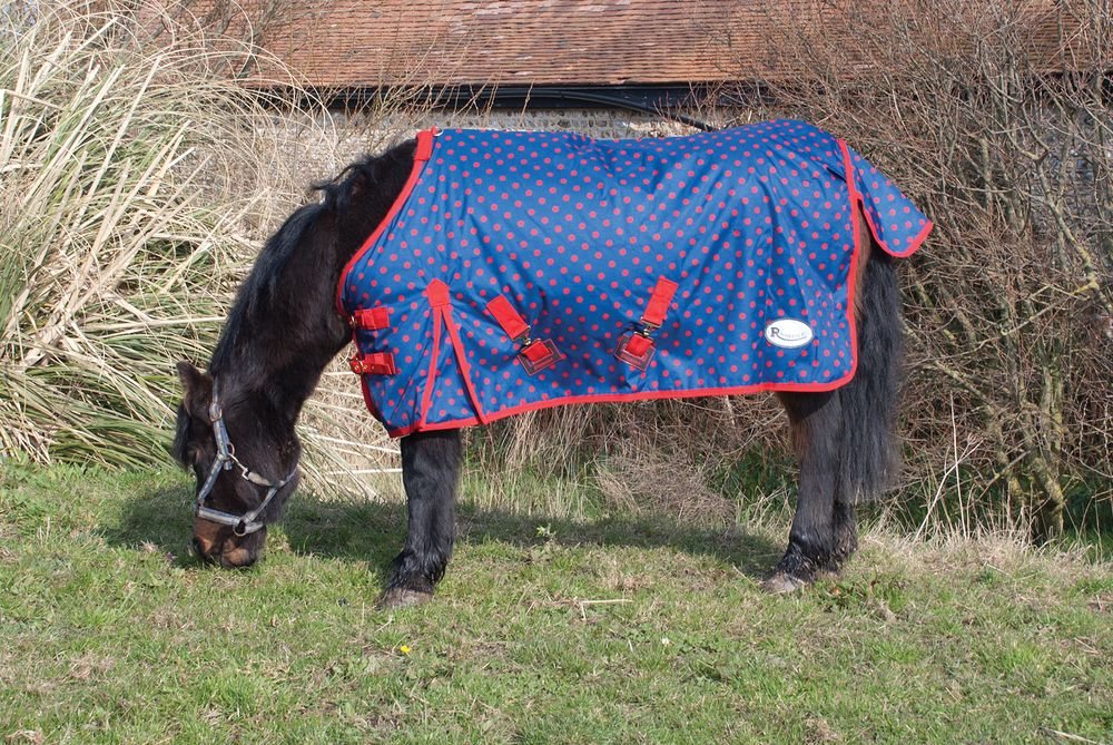 Rhinegold Dottie Foal/Small Pony Turnout Rug