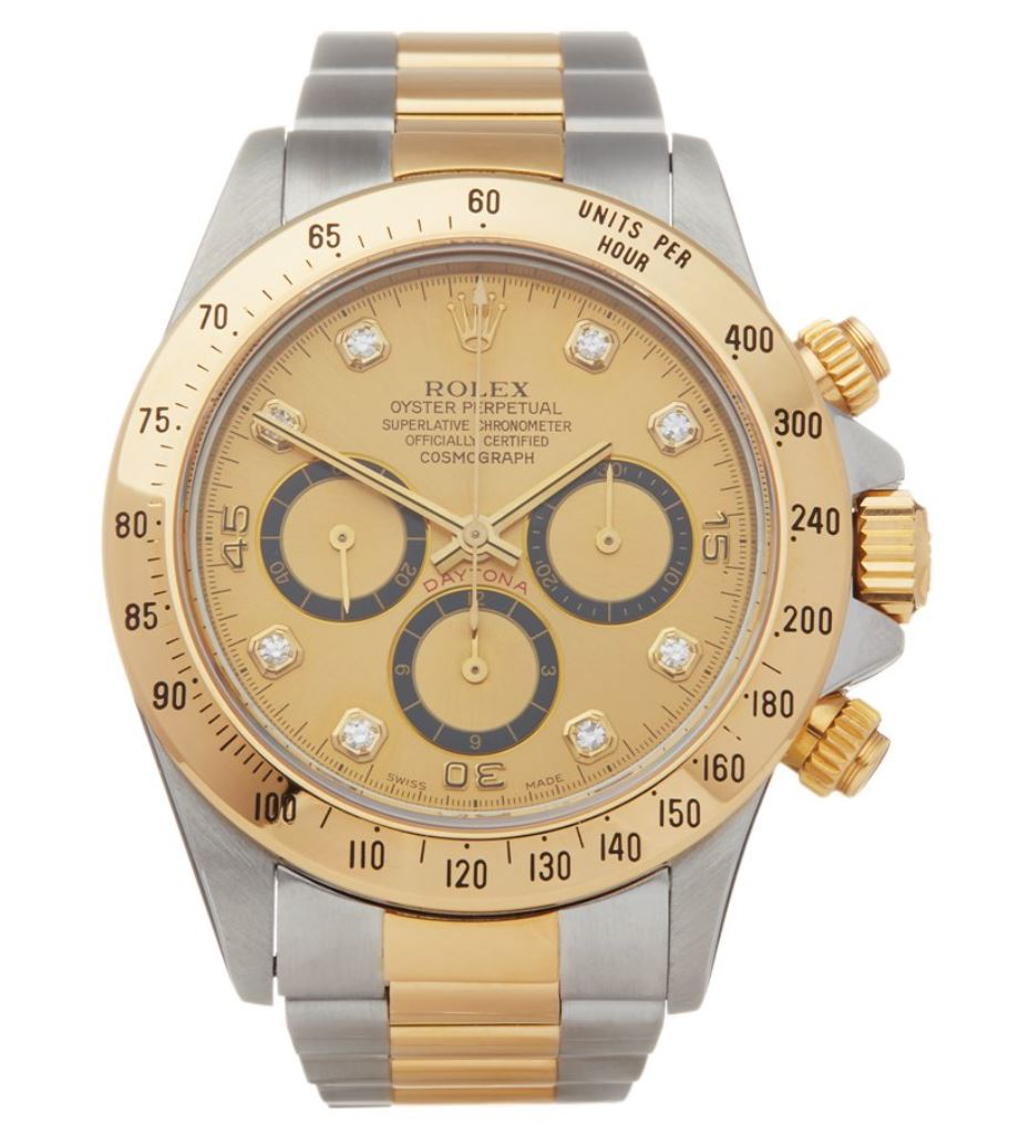 Rolex Daytona Zenith Inverted 6 16523