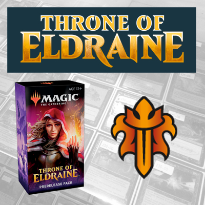 Sunday 3pm Throne Prerelease [3 Rounds]