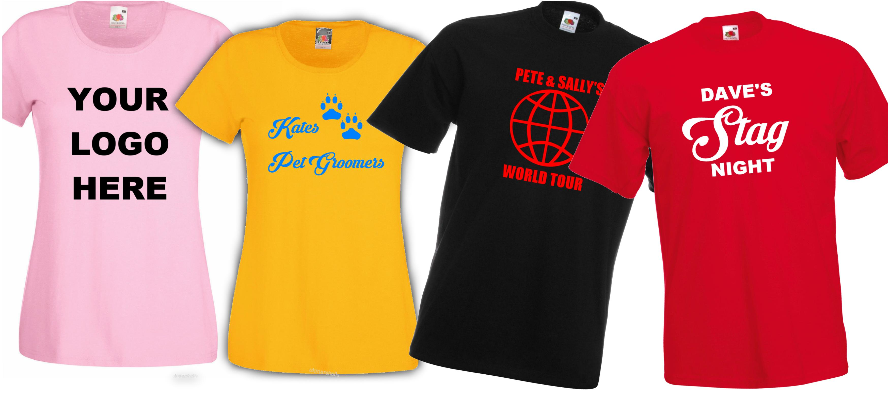 Cheap Custom Printed T Shirts In Bulk