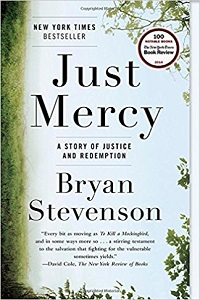 Book cover - Just Mercy