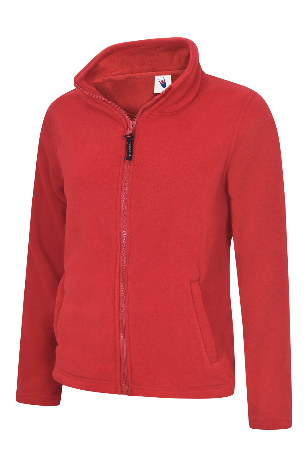 UNEEK UC608 LADIES CLASSIC FULL ZIP FLEECE JACKET