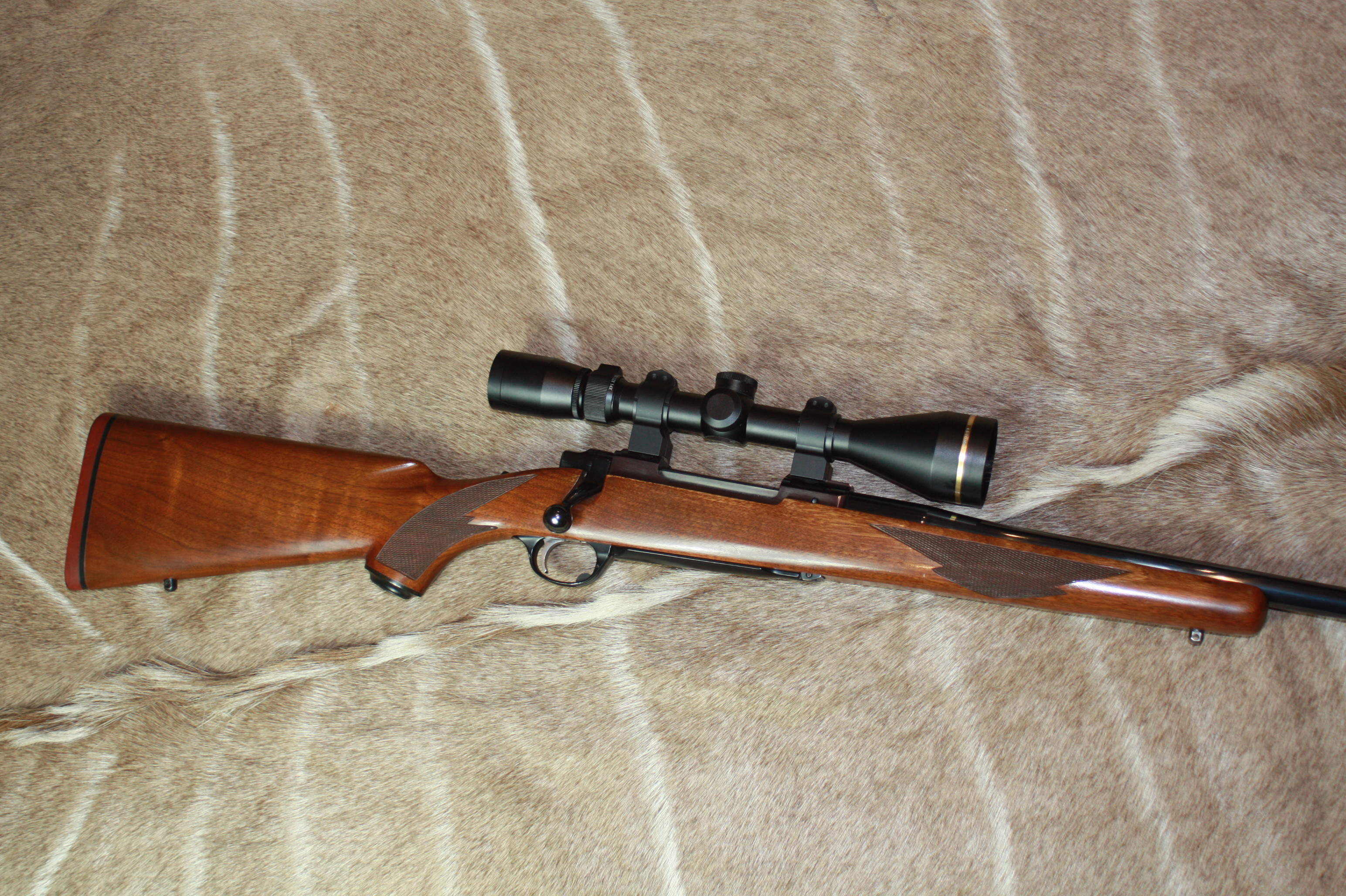 Ruger M77 300 Win Mag Bolt Action Rifle