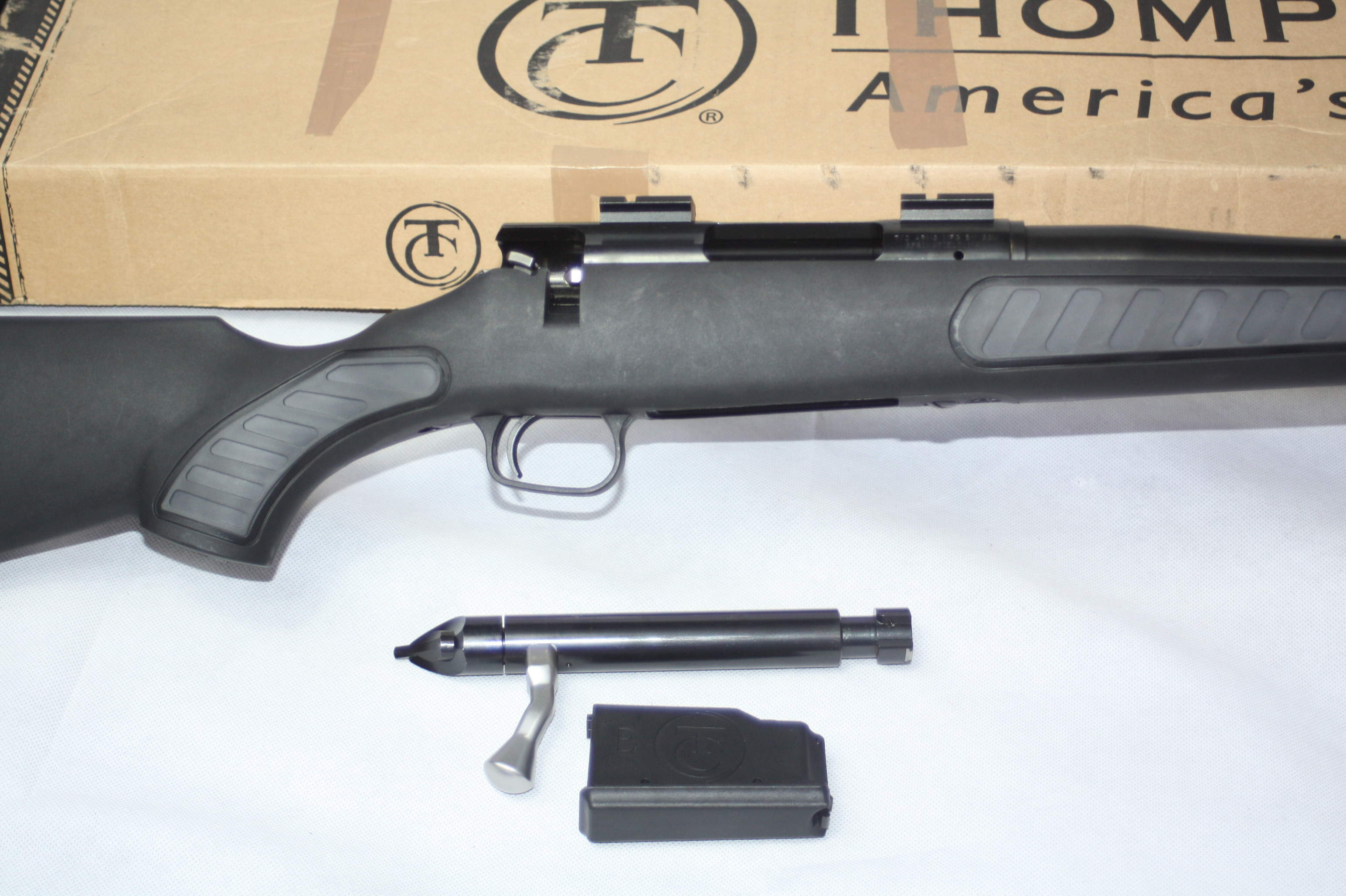 THOMPSON CENTER .308 WIN. VENTURE BOLT-MAGAZINE SPORTING RIFLE