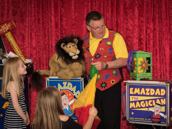 children's magic shows