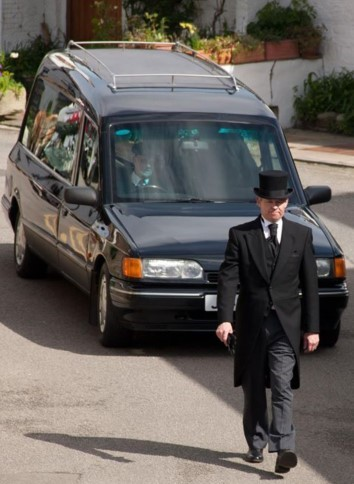 Paging of the Hearse
