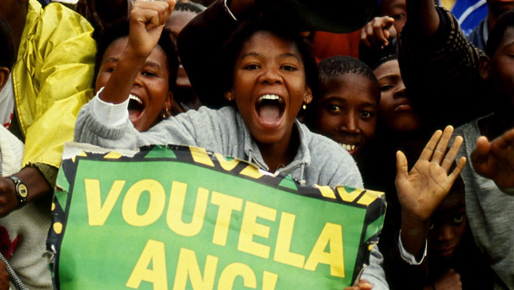 South African Elections 25 years on