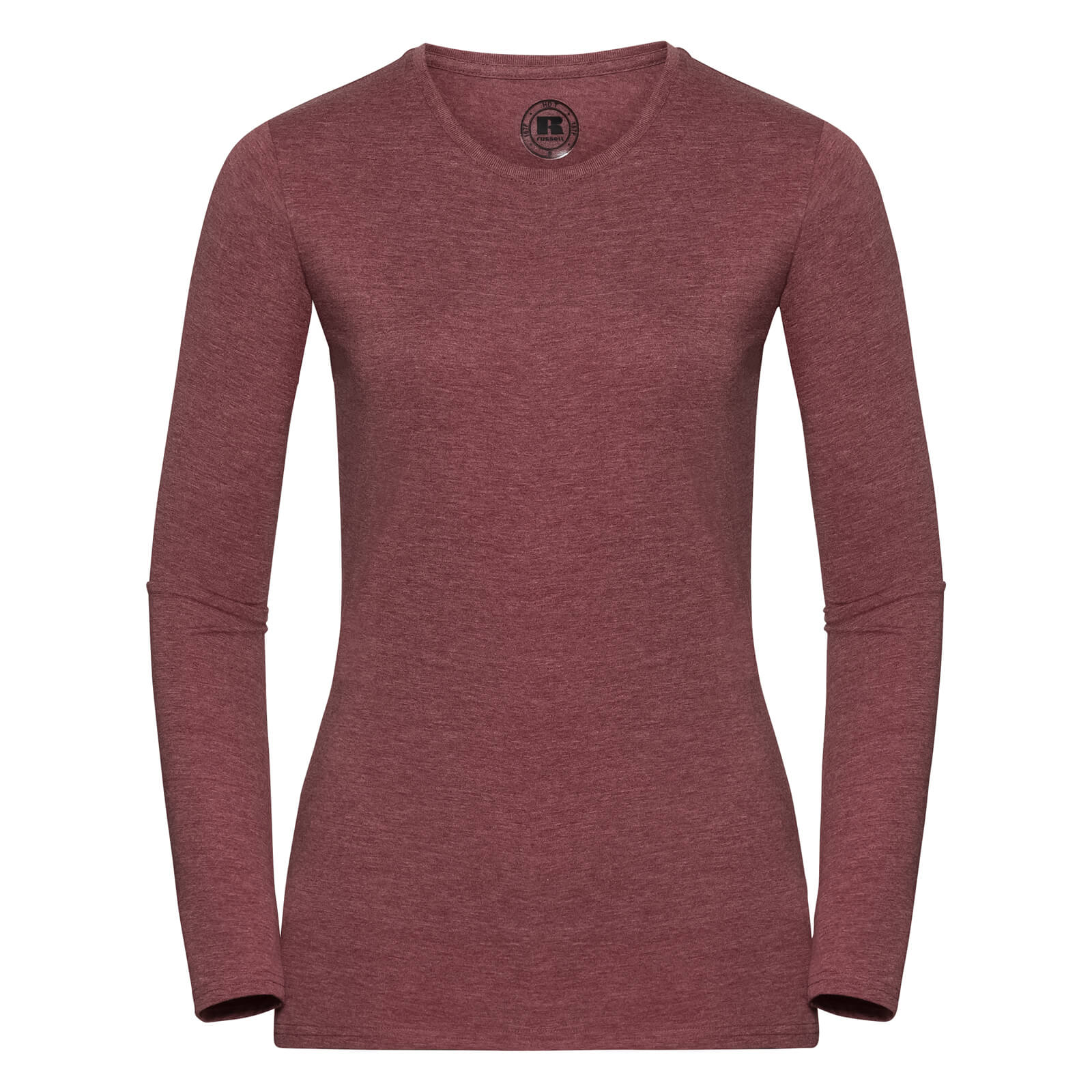 RUSSELL J167F  LADIES LONG SLEEVE T-SHIRT