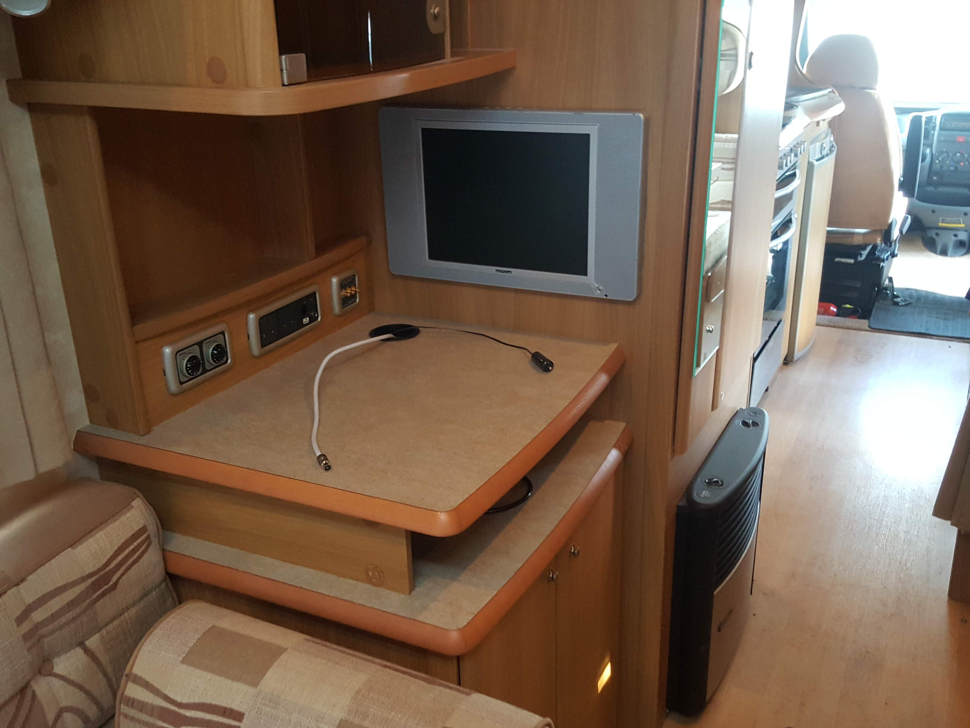 2006 Swift Sundance 630L 6 Berth Motorhome