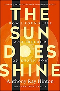 Book cover - The Sun Does Shine