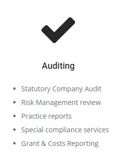 services - auditing