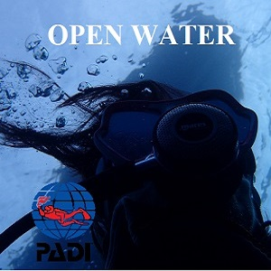 Padi Open Water full Course