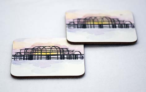 West Pier Summer Coaster