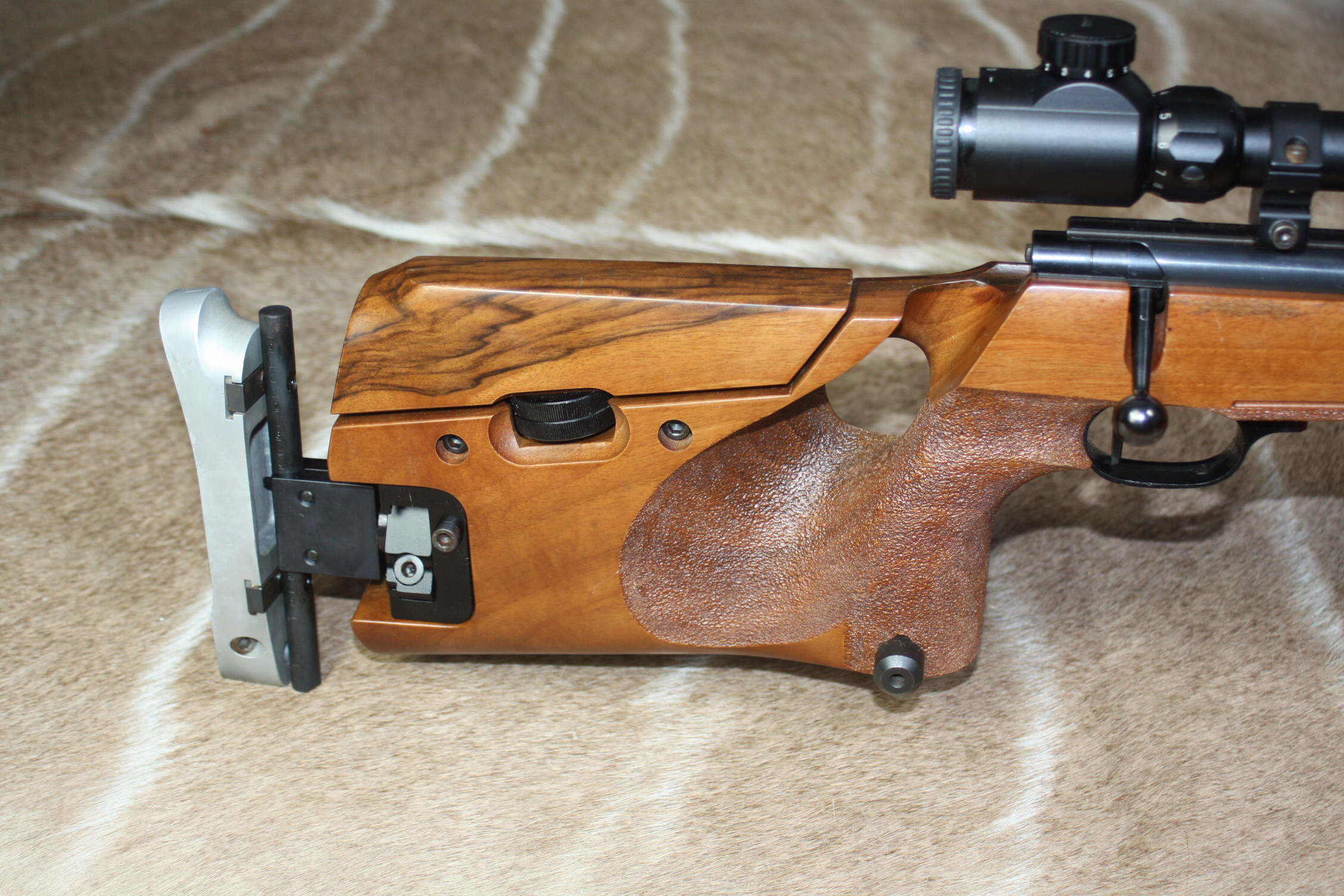 Walther Target Rifle .22 LR