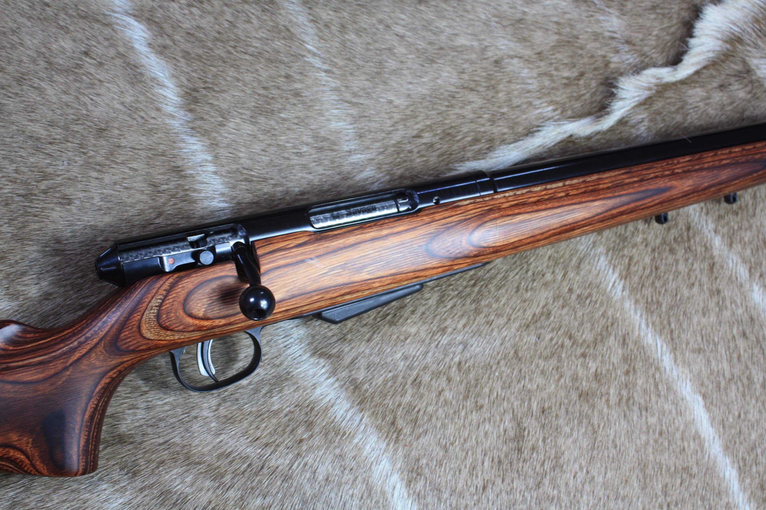 SAVAGE .223 REM. 'MODEL 25' BOLT-MAGAZINE SPORTING RIFLE