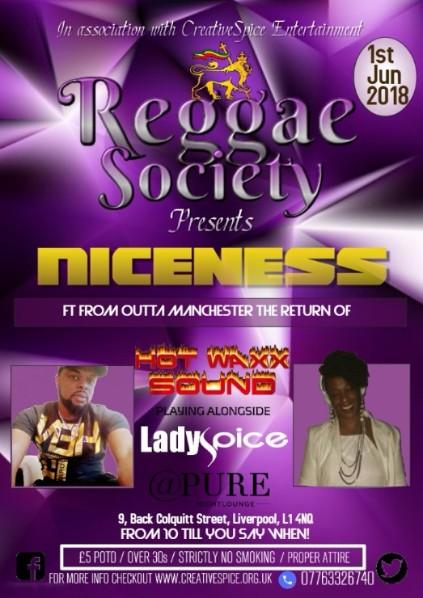 Reggae Society