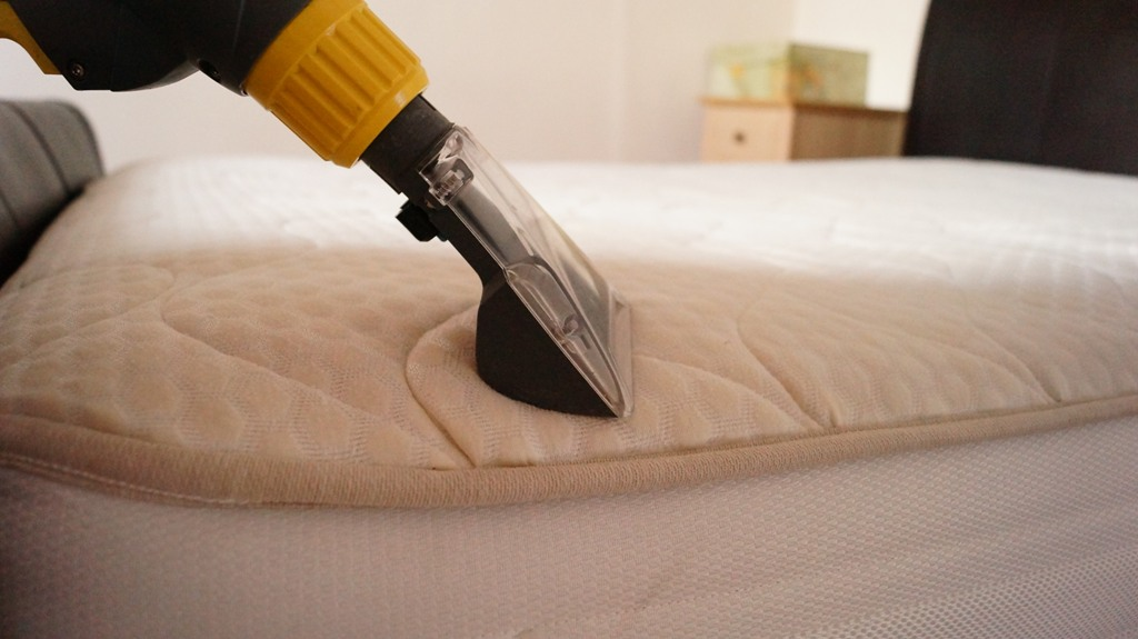 Double Mattress Cleaning