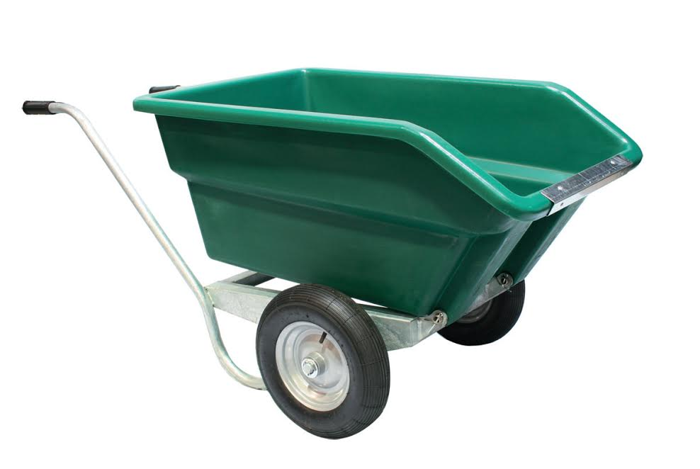 JFC 250L Tipping Wheelbarrow
