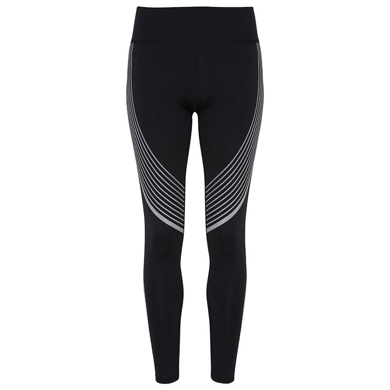 TRIDRI TR306 WOMEN'S PERFORMANCE REFLECTIVE LEGGINGS