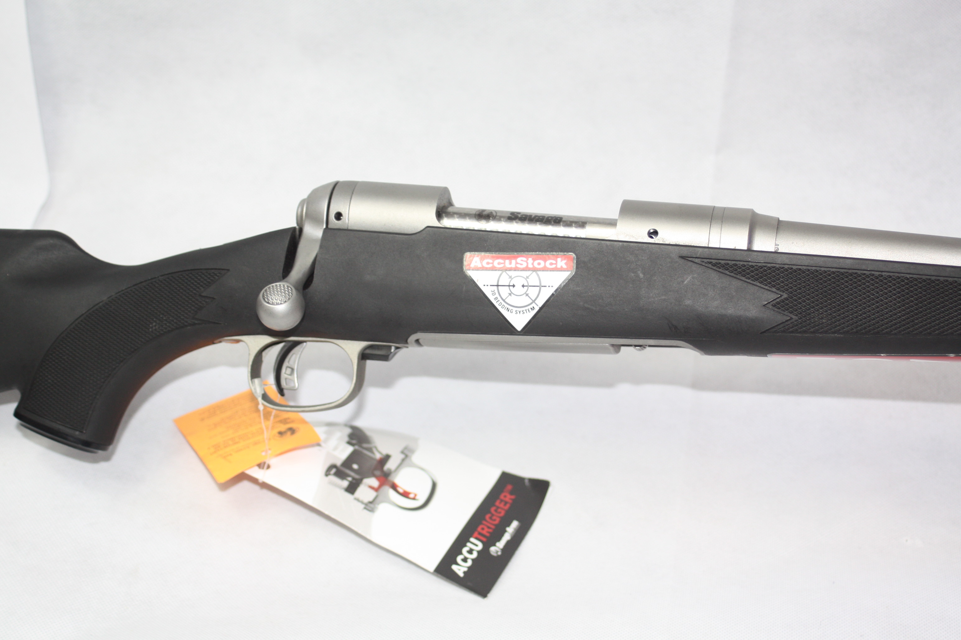 SAVAGE .204 RUGER 'MODEL 16' BOLT-MAGAZINE SPORTING RIFLE