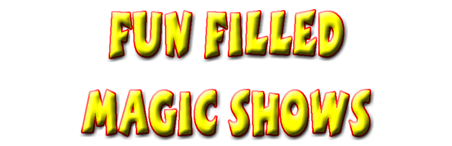 fun fillled magic shows, plymouth, Exeter, Devon, Cornwall