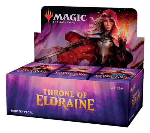 Throne of Eldraine Booster Display *Pre-Order*
