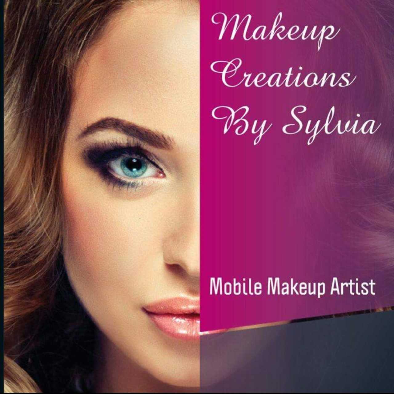 Makeup Creations by Sylvia is run by Sylvia Magdalena.