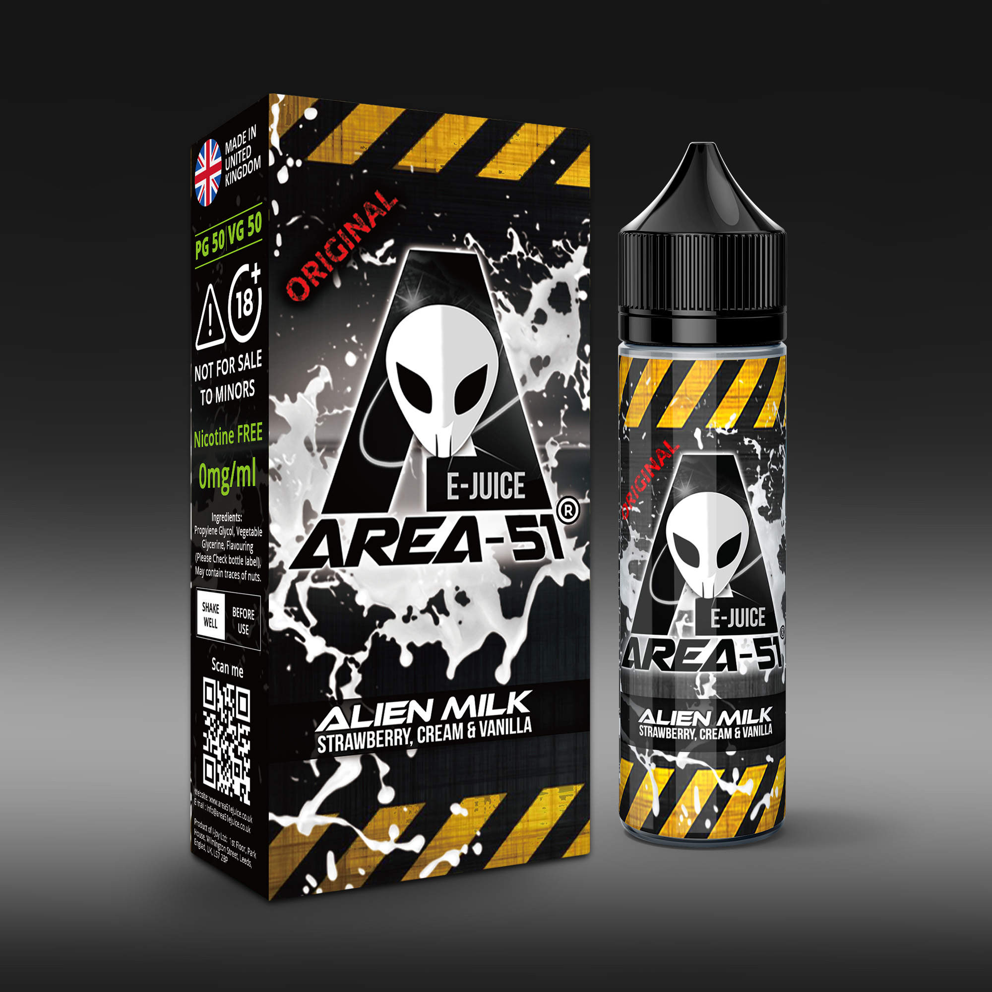 Area 51 - Alien Milk