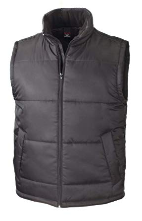 RESULT CORE R208X QUILTED BODYWARMER GILET