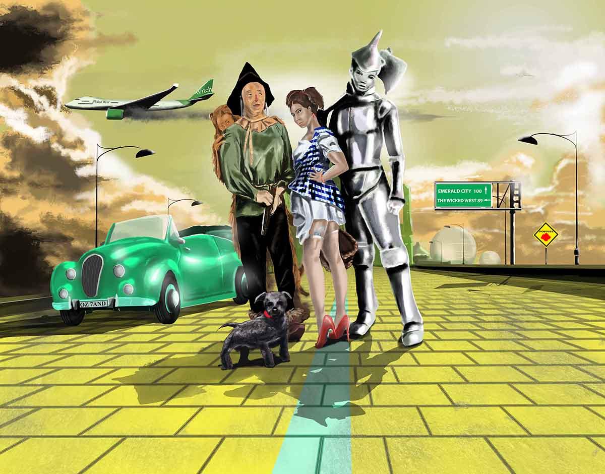 Wizard of Oz, Dorthy, Dorthy Gale, Oz
