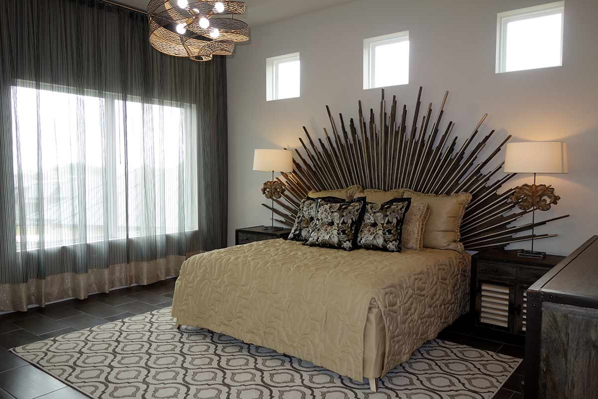 Fabulous Design for Master Bedroom