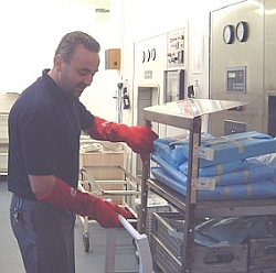Scilabub Autoclave Gauntlets In Use