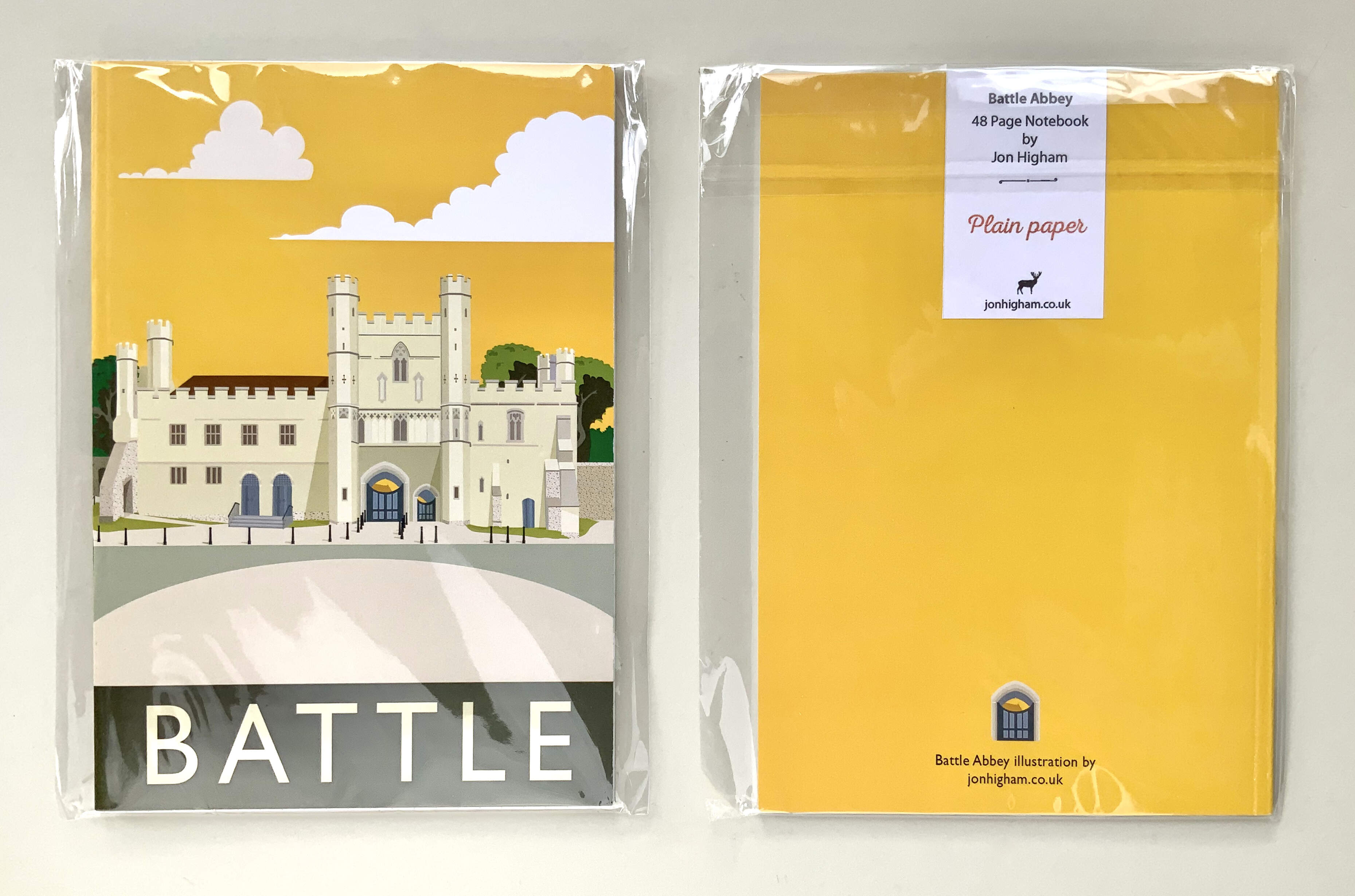 Battle Abbey Notebook