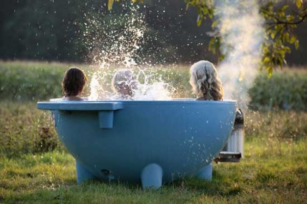 Wood Fire Water Nordic Hot Tubs Clitheroe