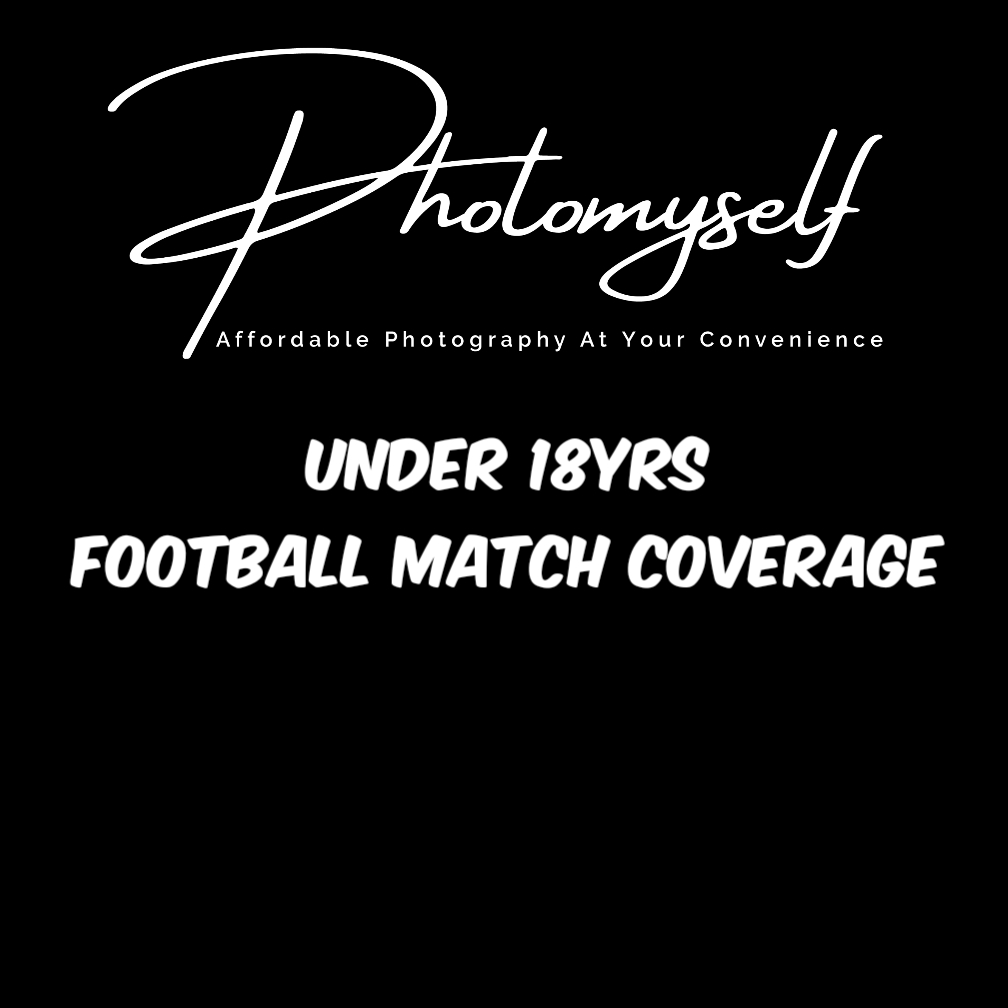 Under 18yrs Football match coverage