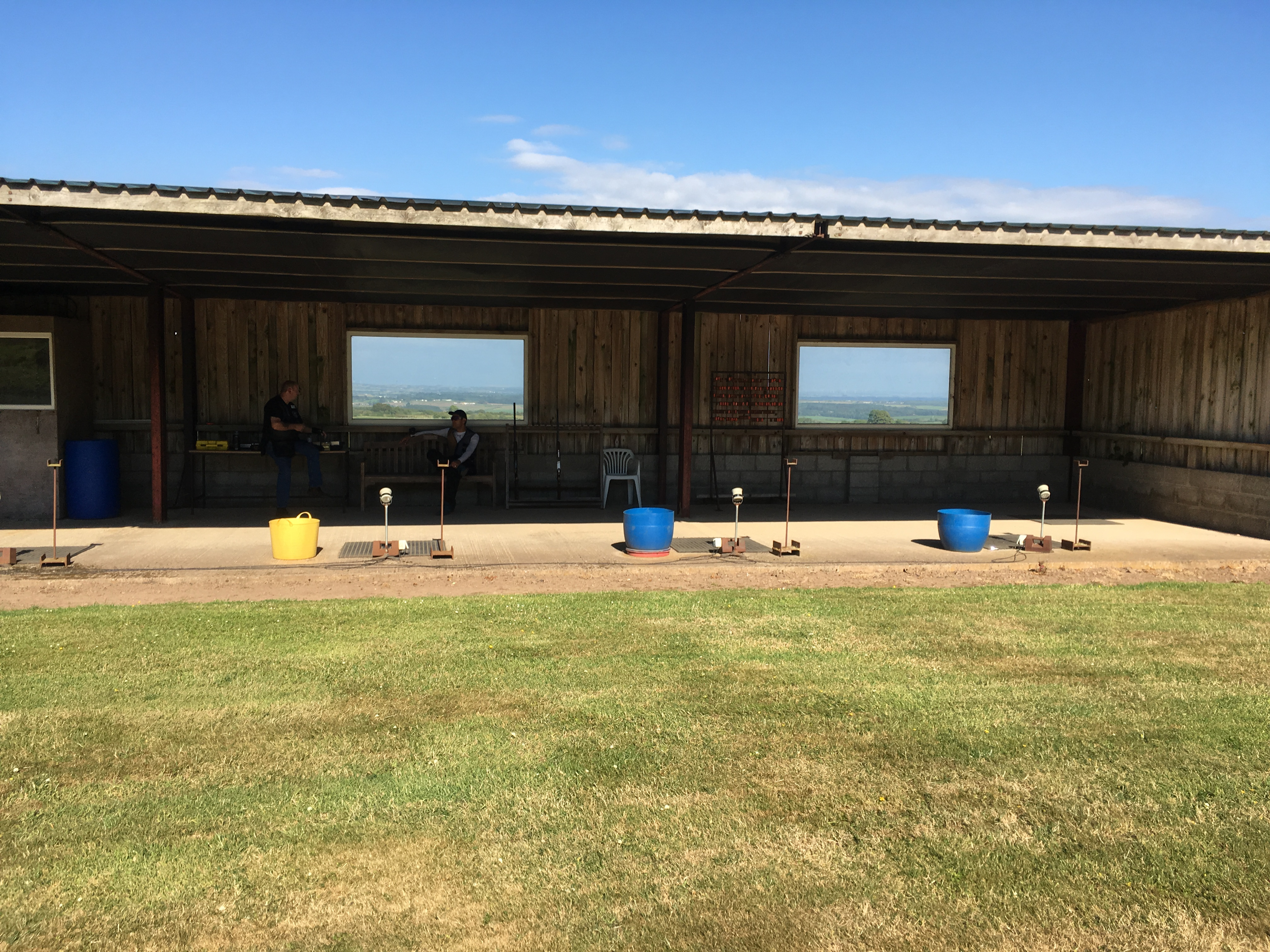 olympic trap north ayrshire shooting gund acsc
