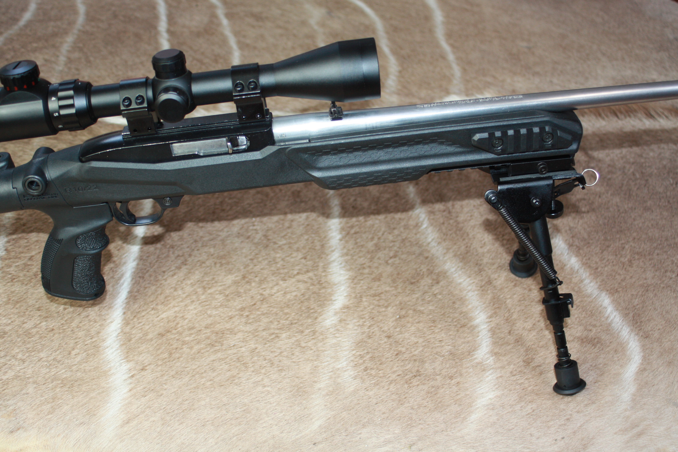 Ruger 10/22 FAB Defense Tactical Stock