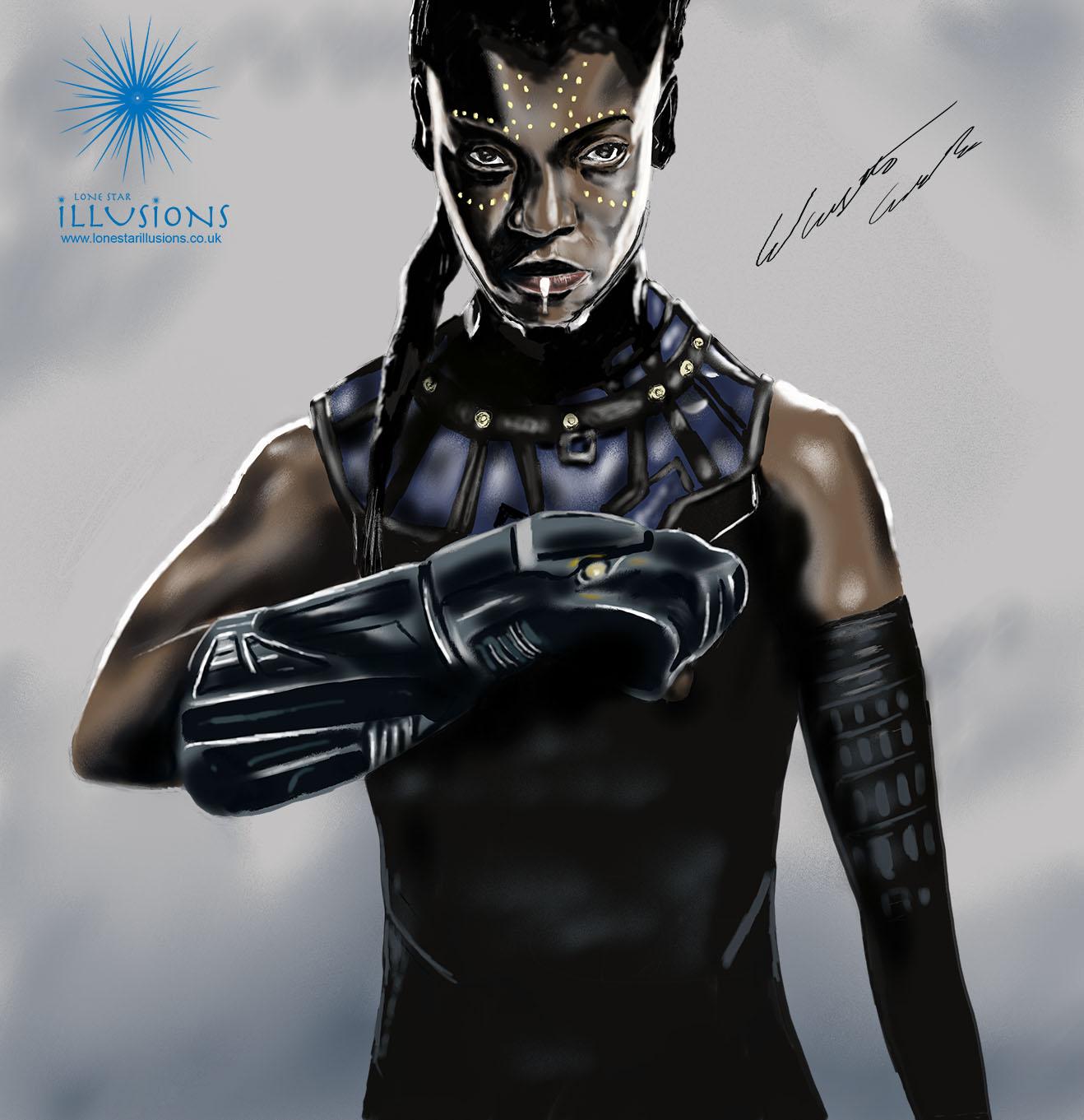 Shuri, Black Panther character, Black Princess, Wakanda