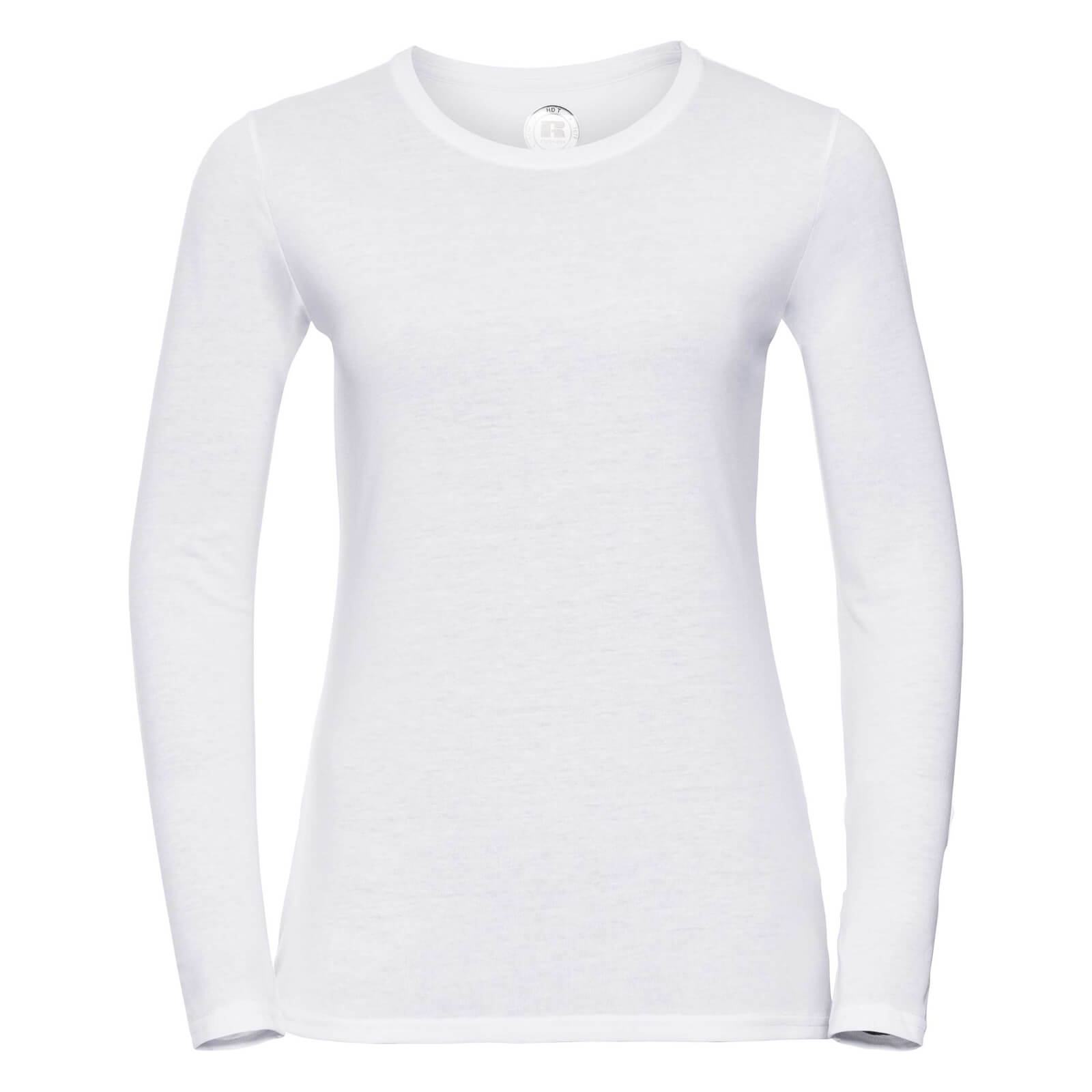 RUSSELL J167F LADIES LONG SLEEVED T-SHIRT