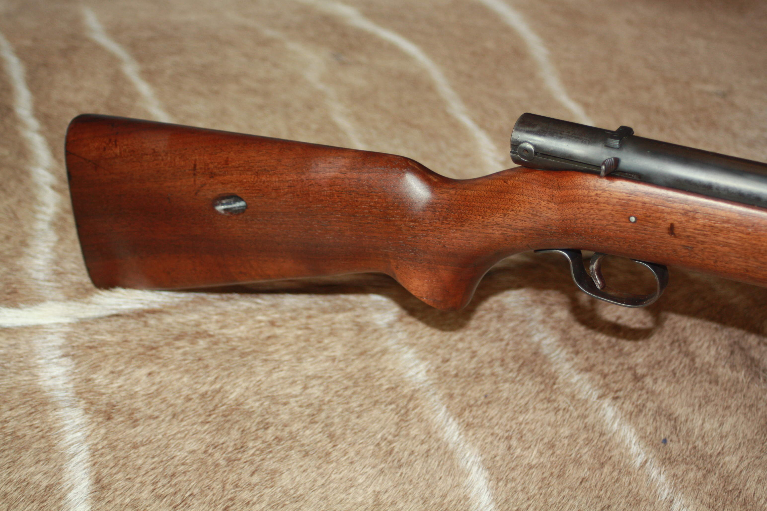 Winchester Model 74 Semi - Auto Rifle, .22 Short