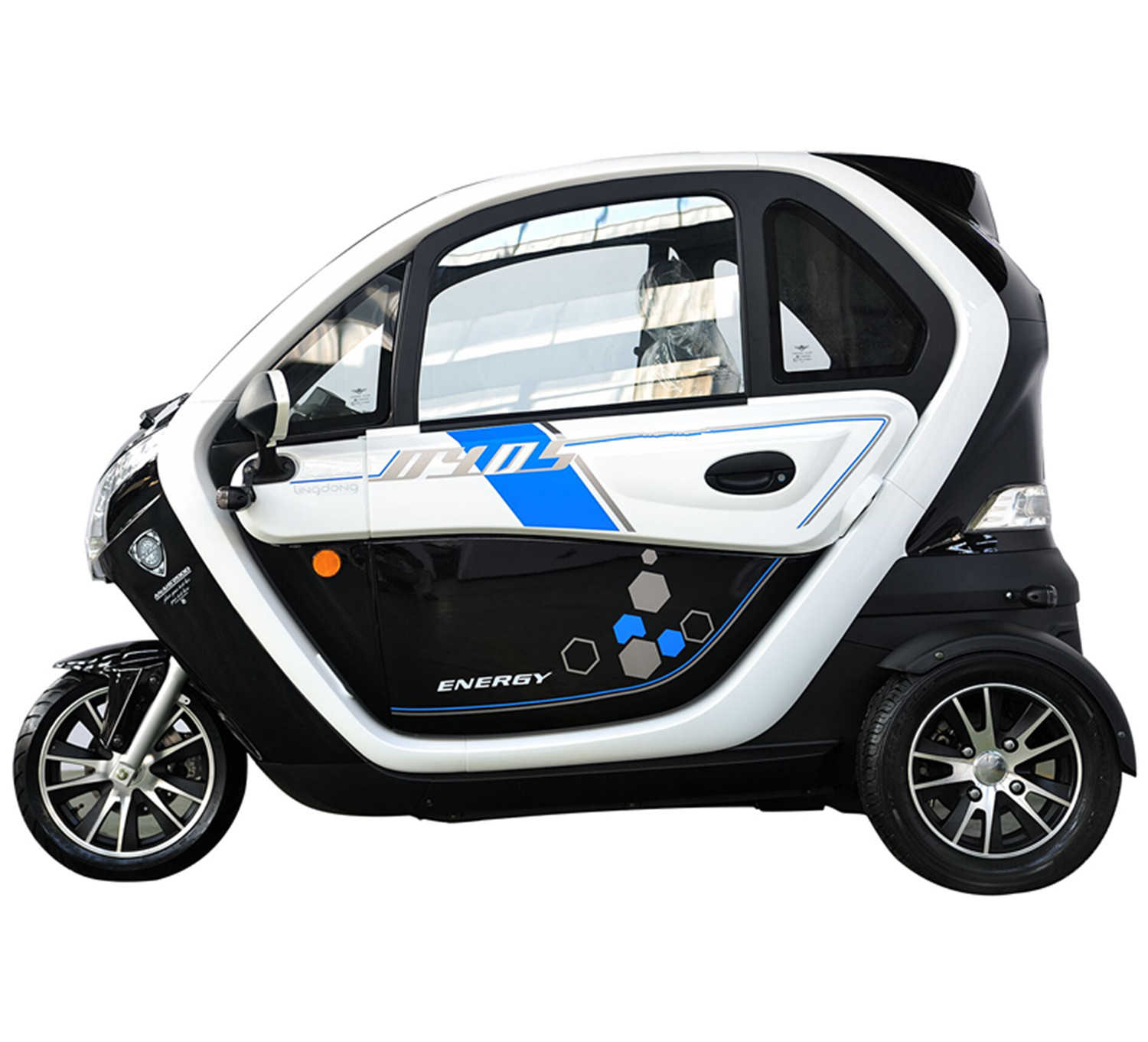 Solar Powered Electric Tricycle