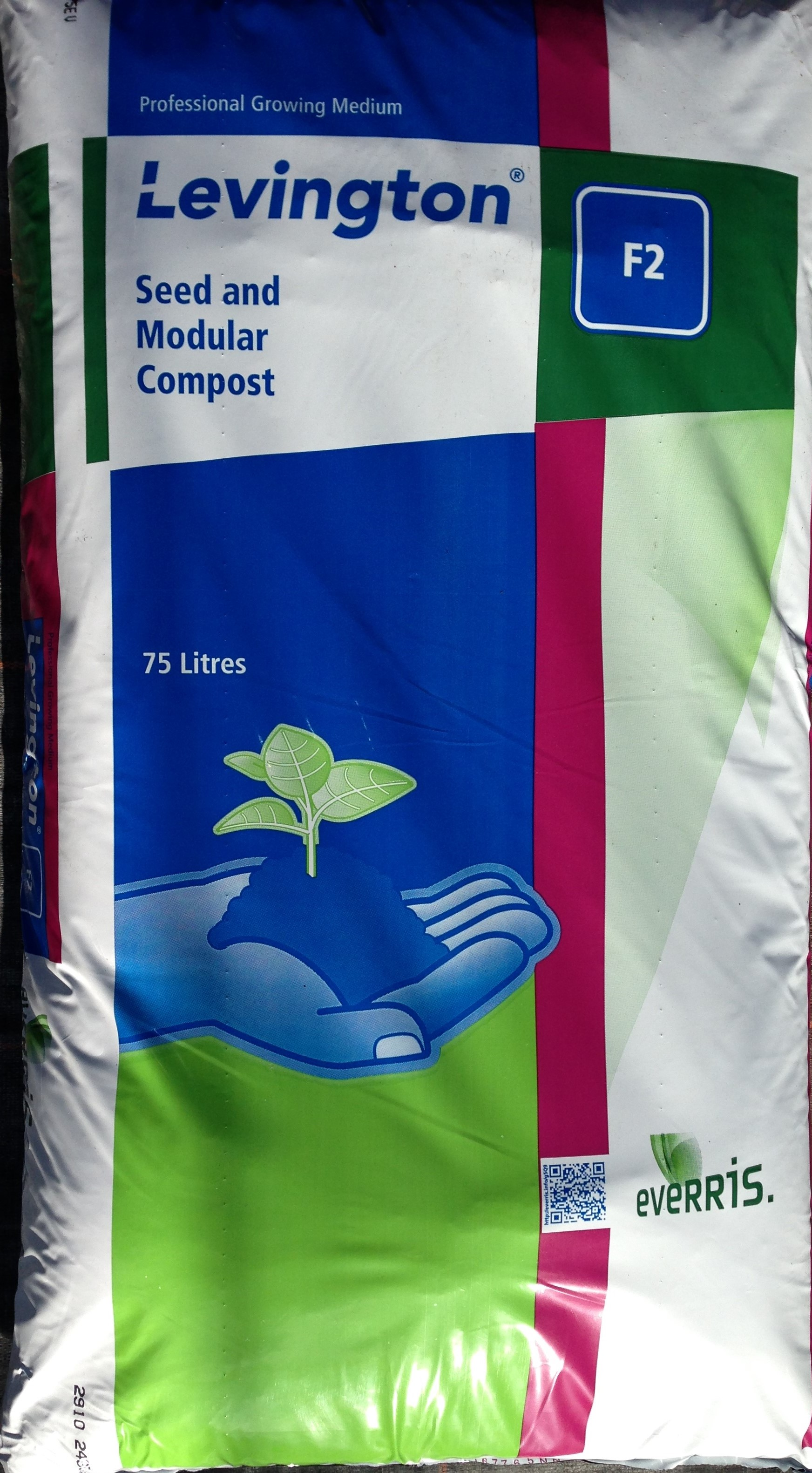 Levington 75 Ltr Seed Compost £8.75