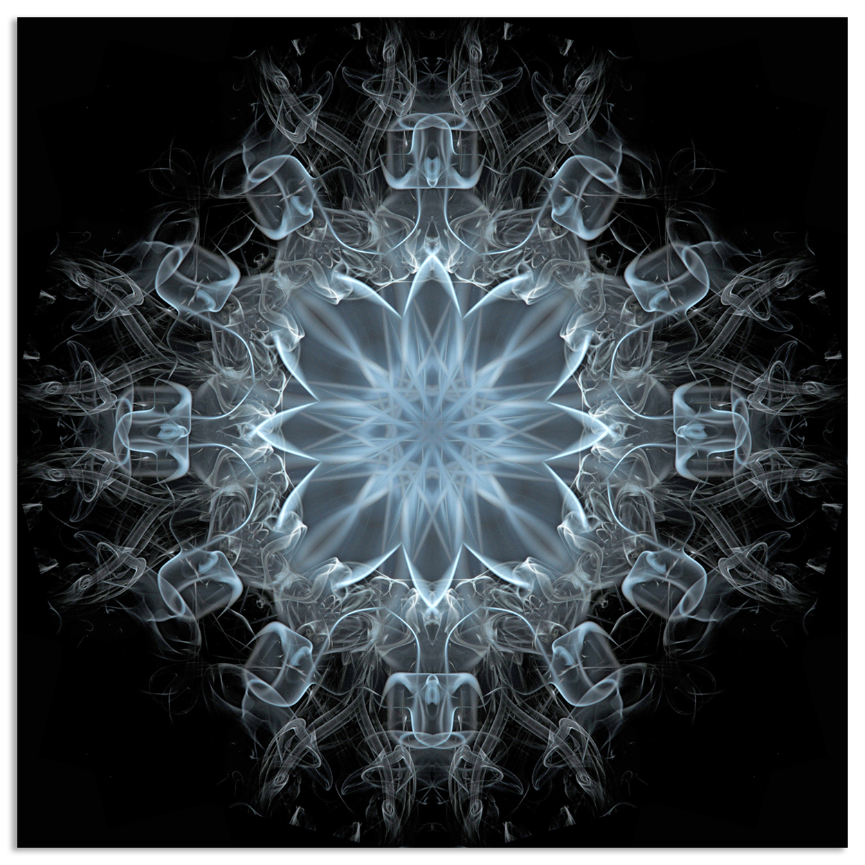 Mandala Lattice 08