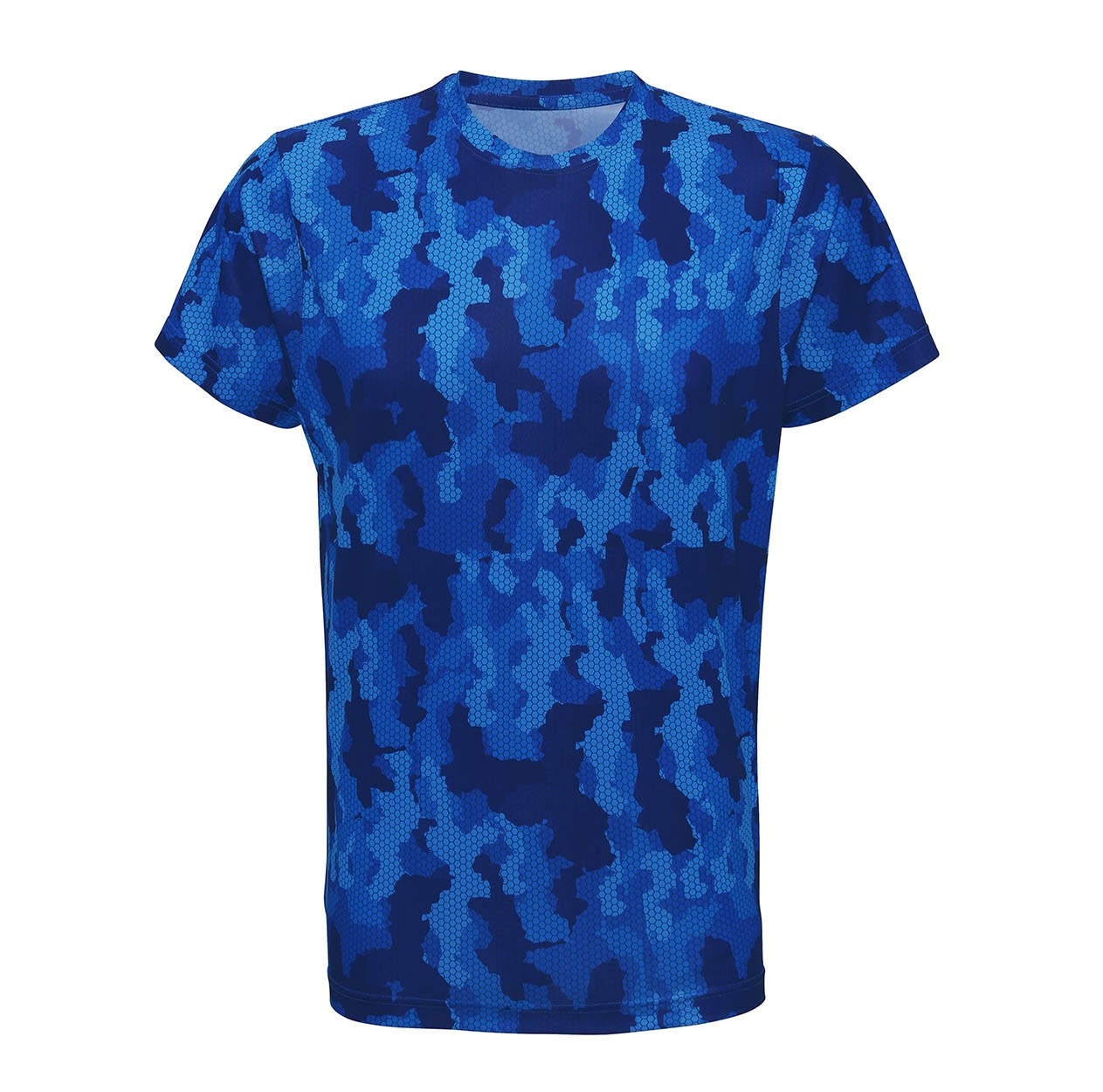 TRIDRI HEXOFLAGE PERFORMANCE T-SHIRT