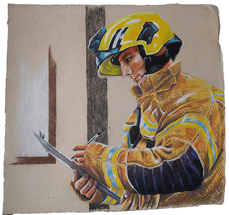 Hornsey Road Fire Fighters