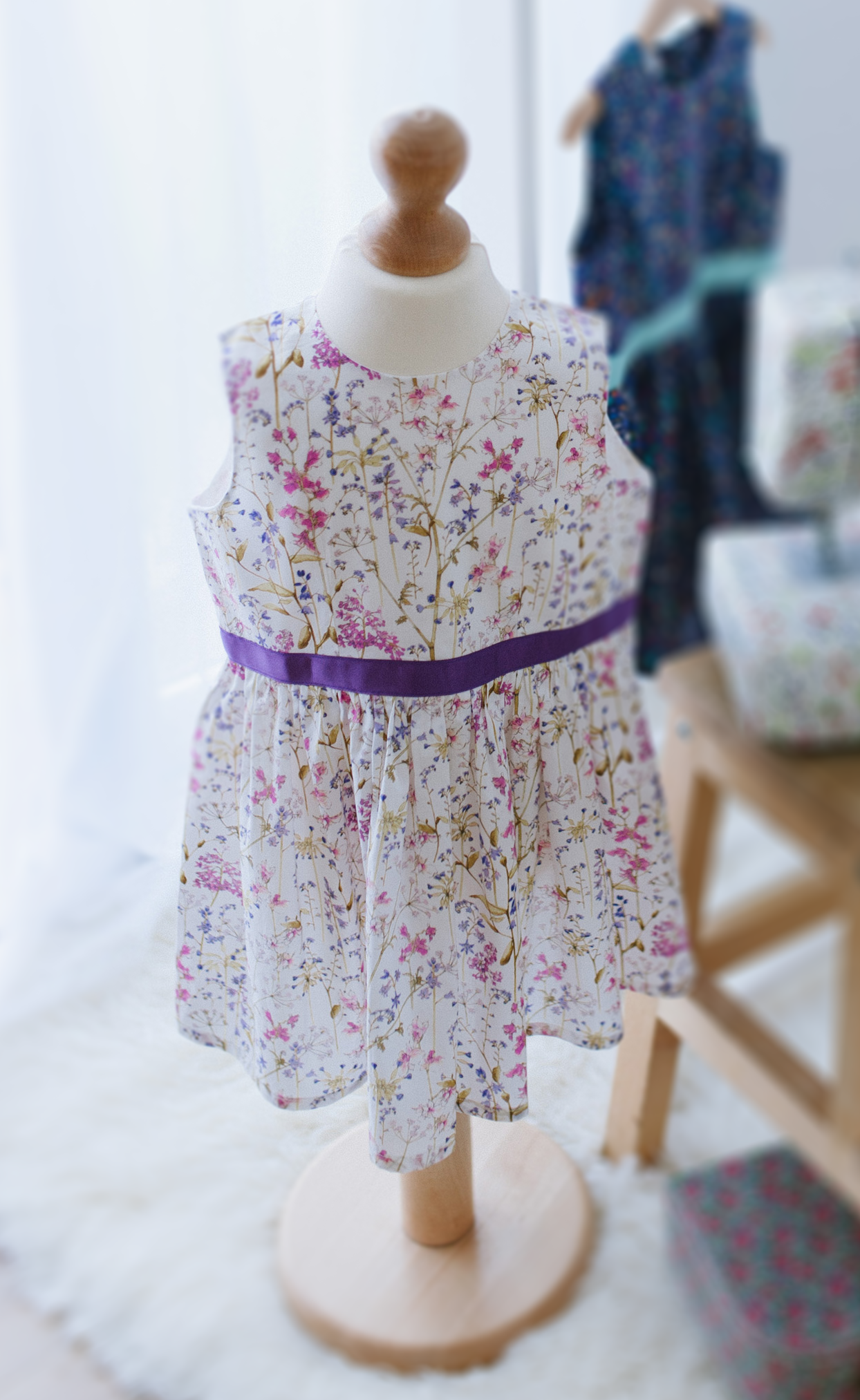 Flo Dress - PDF sewing pattern