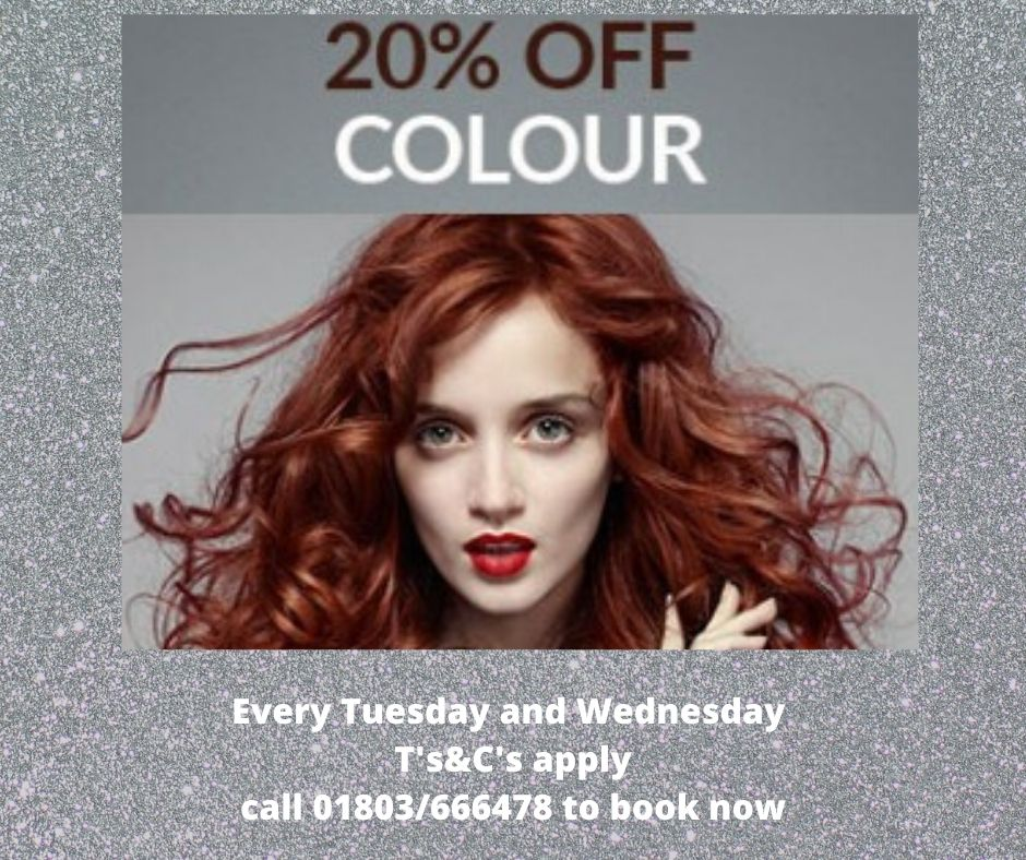 COLOUR OFFER