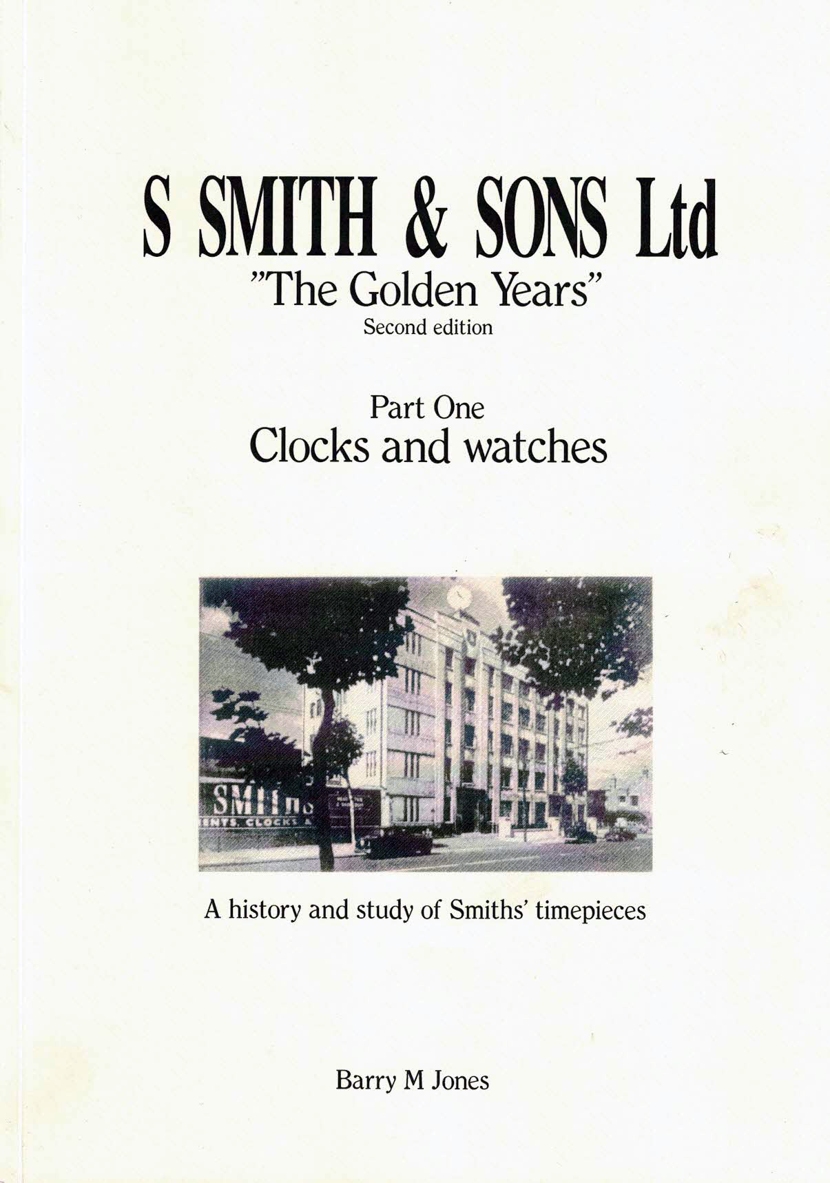 S Smith & Sons PART ONE
