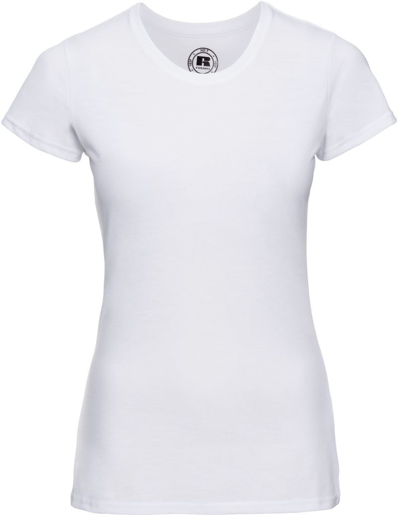 RUSSELL J165F LADIES T-SHIRT
