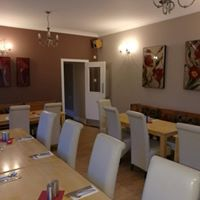 Rent a function room for birthday parties or intimate wedding receptions at House o' Hill Hotel near Newton Stewart